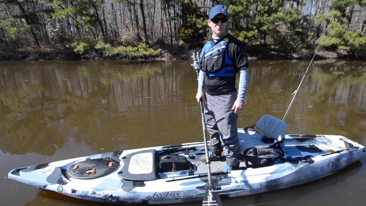 Kayak Review Feelfree Lure 13 5 Kayak Angler